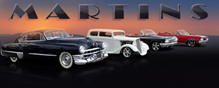 Martins Classic Cars